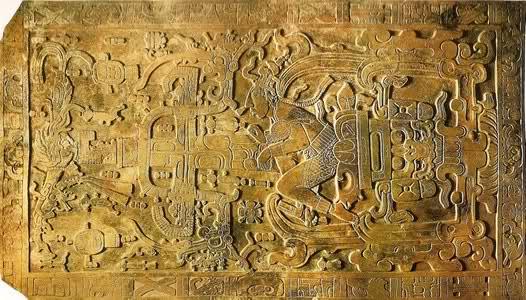 Resultado de imagen de enigma de Palenque
