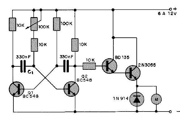 control de velocidad para motores