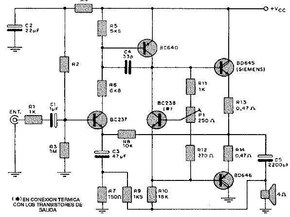 amplificadores de audio con fet pictures to pin on