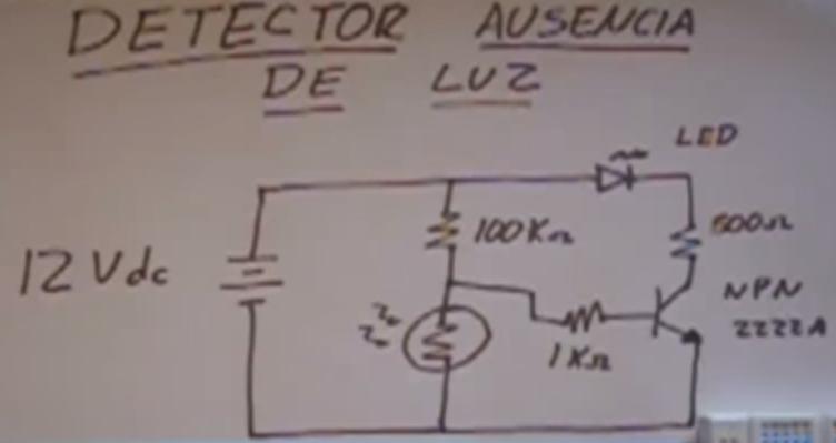 Captura - Detector de luz ...