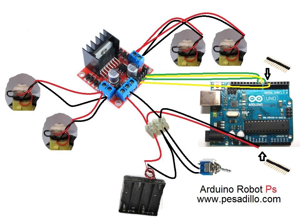 Arduinops