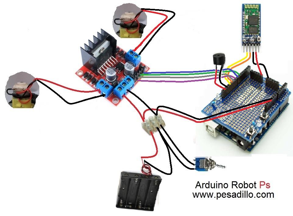 Arduinops3